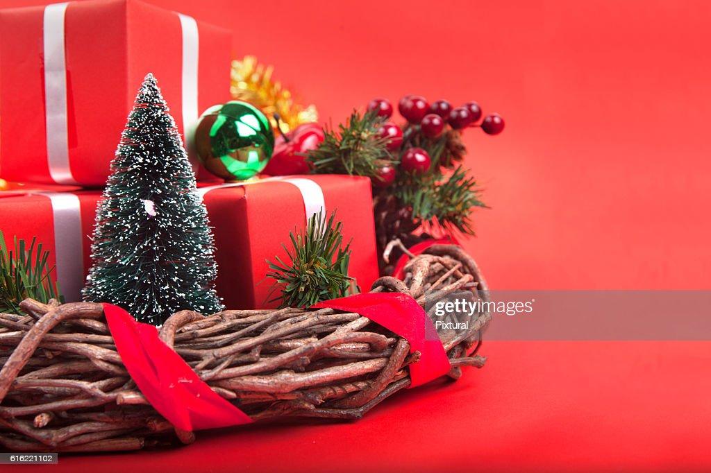 Christmas concept : Stockfoto