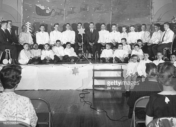 DEC 15 1961 DEC 20 1961 Christmas Concert at Clayton College The songs of Christmas filled the air Friday night as the boys of Clayton College 3801 E...