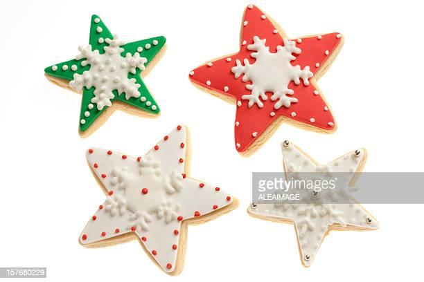 クリスマスのクッキー