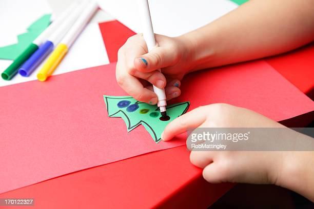 クリスマスの工芸