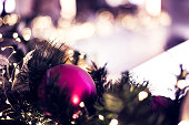 Christmas Decoration Close up