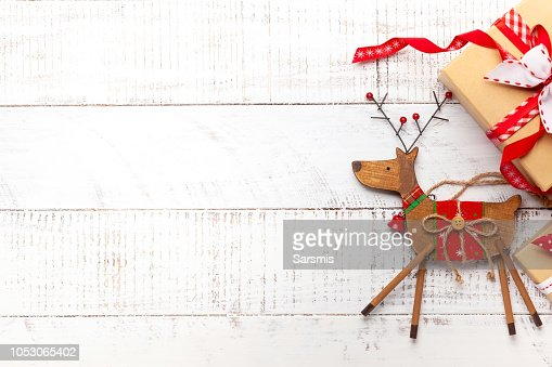 Christmas decoration. : Stock Photo