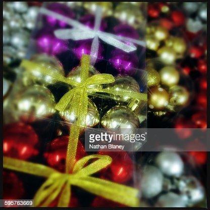 Christmas Decorations : Stock Photo