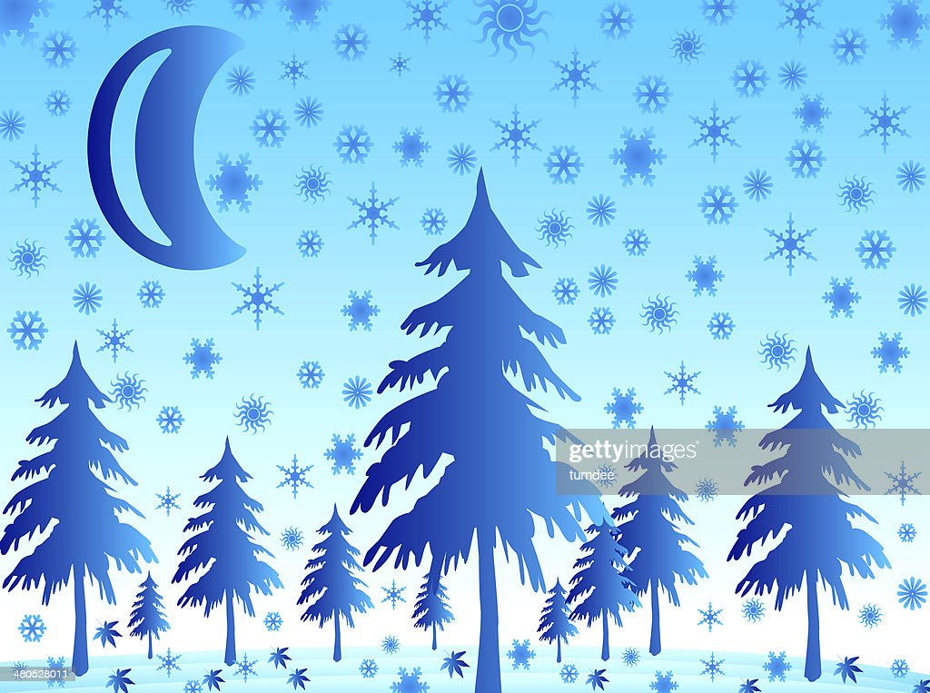 Christmas  elements illustrations : Stockfoto