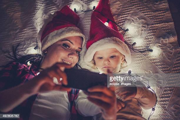 Weihnachten-Vergnügen