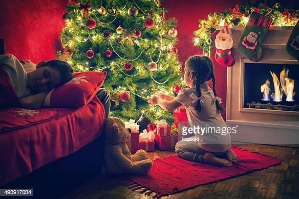 Weihnachts-Abend