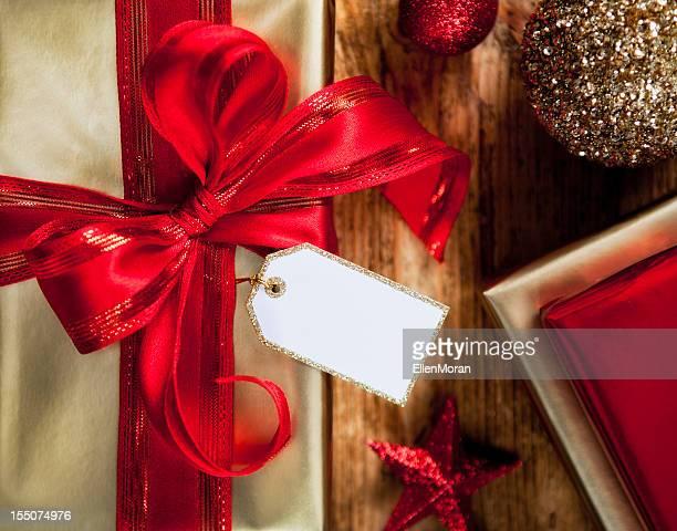 Cadeau de Noël et de décorations