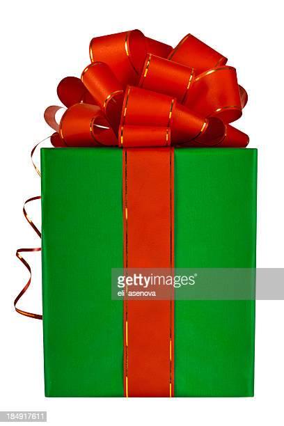Boîte cadeau de Noël