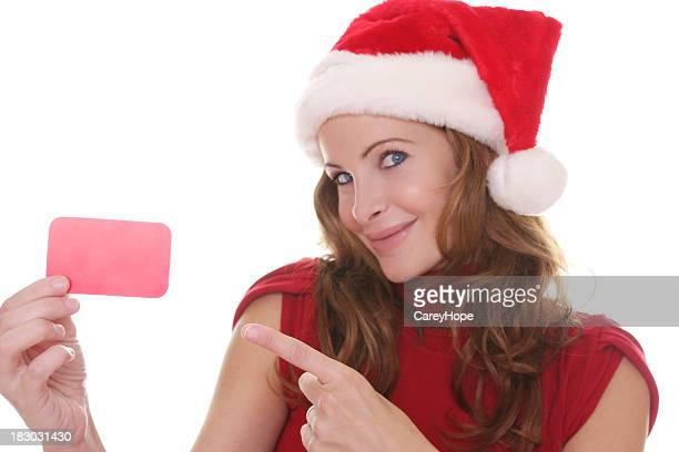 Carte-cadeau de Noël