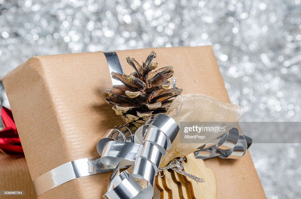 Christmas Gift : Bildbanksbilder