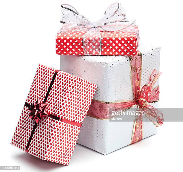 weihnachtsgeschenke stock fotos und bilder getty images. Black Bedroom Furniture Sets. Home Design Ideas