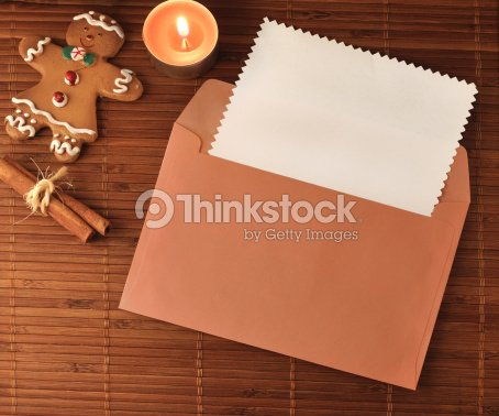 Christmas greeting card : Stock Photo