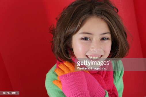Christmas happiness : Stock Photo