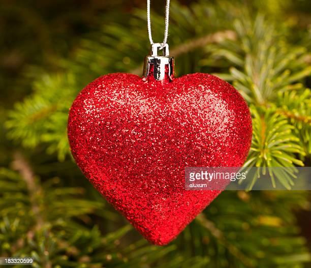Weihnachten-Herz