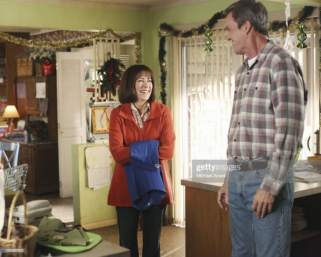 THE MIDDLE- 'Christmas Help' - Christmas doesn't seem so merry to Mike when he helps brother Rusty (Norm Macdonald) move some furniture into the Heck house garage and discovers that Rusty doesn't actually own the items. Meanwhile, Frankie hatches a plan to take a part time holiday job in a department store in order to get an employee discount to buy presents; Axl turns the garage with the stolen furniture into his own bachelor pad; and Reverend TimTom makes a bold choice by casting Brick in a holiday play and tasks an overly zealous Sue with baking cookies for the event, on 'The Middle,' WEDNESDAY, DECEMBER 5 (8:00-8:30 p.m., ET) on the ABC Television Network. FLYNN