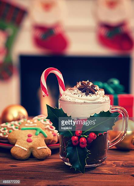 Navidad Chocolate caliente