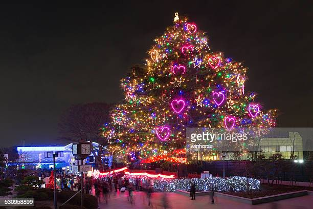 日本のクリスマスイルミネーション