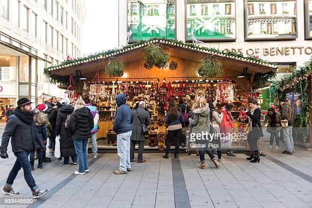 Navidad en Munich, Alemania