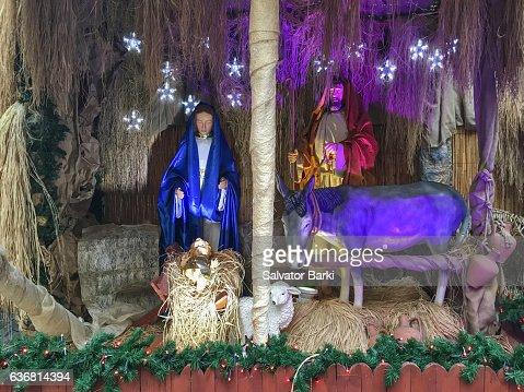 Christmas in St. Antoine, Istanbul
