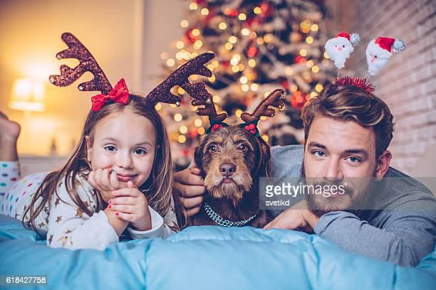 Natale è un momento per la famiglia