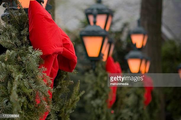 Christmas Lamp Posts