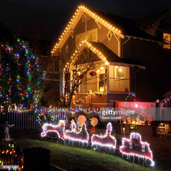 Christmas Lighting Pictures
