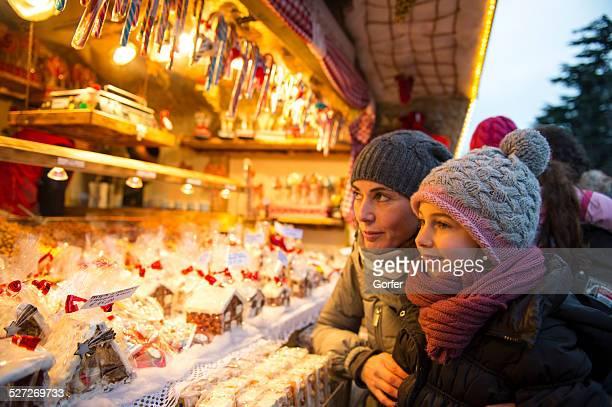 Weihnachtsmarkt im Dezember