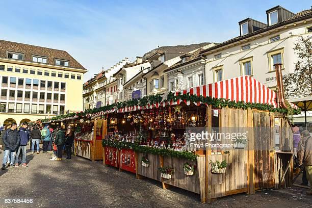 Christmas Market from Bolzano - Bozen, Italy