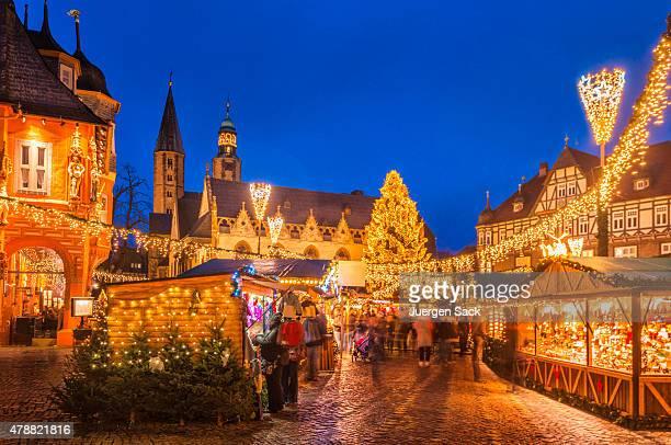 Mercatino di Natale a Goslar