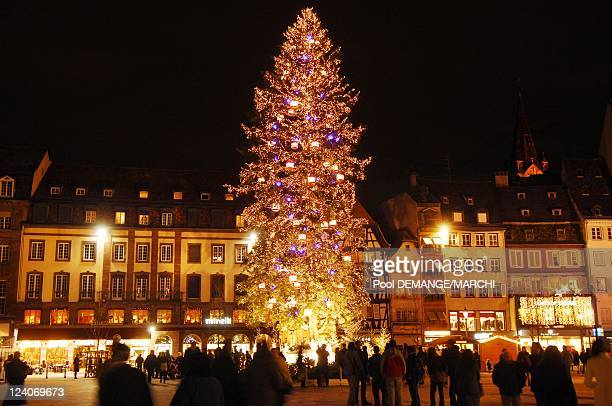 strasbourg christmas market stock photos and pictures. Black Bedroom Furniture Sets. Home Design Ideas