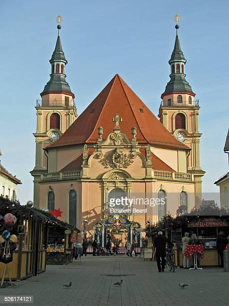 Christmas market, Ludwigsburg, Germany