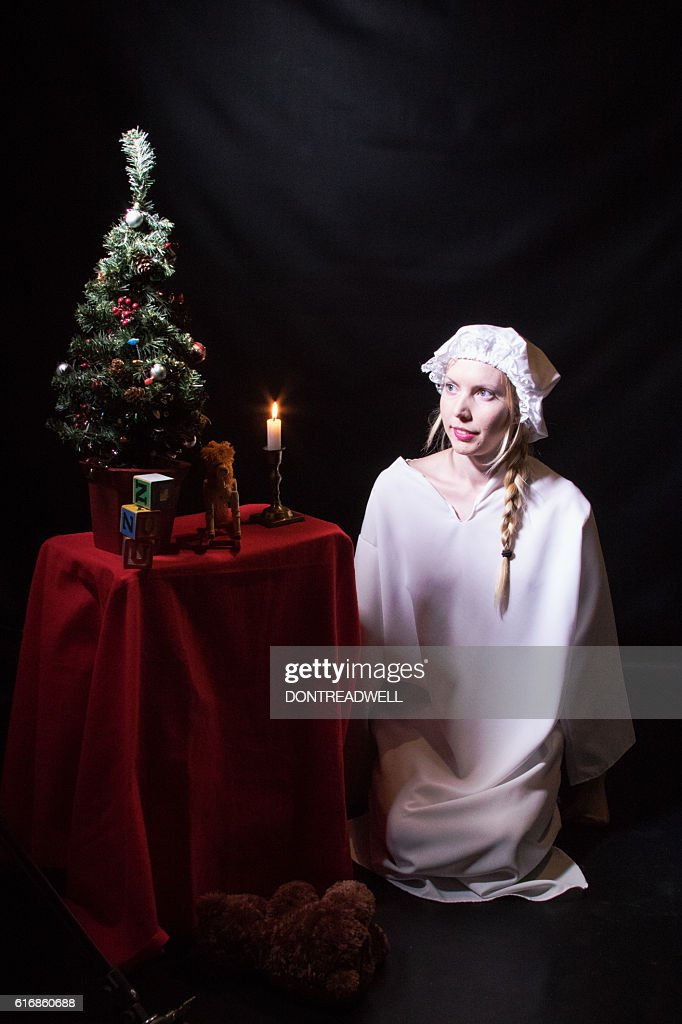 Christmas Morning : Stock Photo