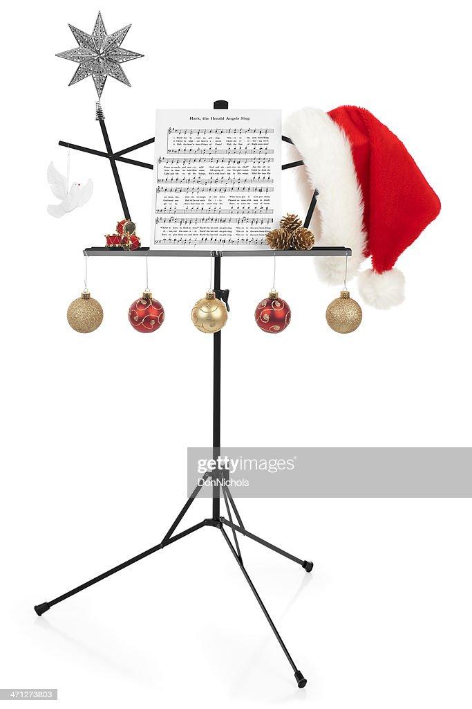 Christmas Music Stand
