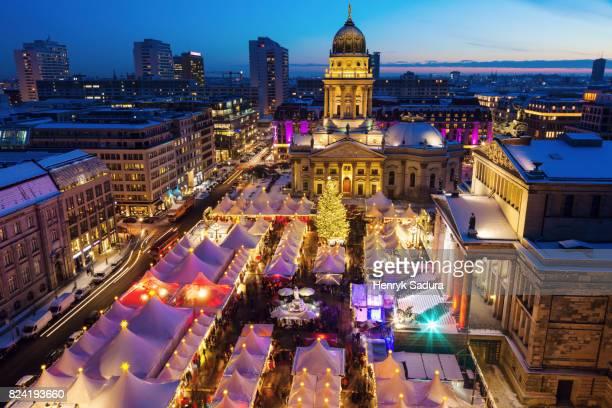 Christmas on Gendarmenmarkt in Berlin