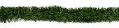 Christmas ornamental garland
