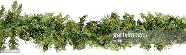 Christmas ornamental garland2