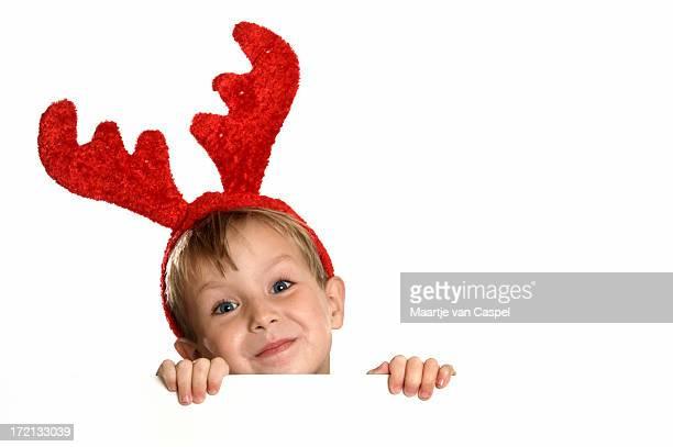 Christmas - Peekaboo