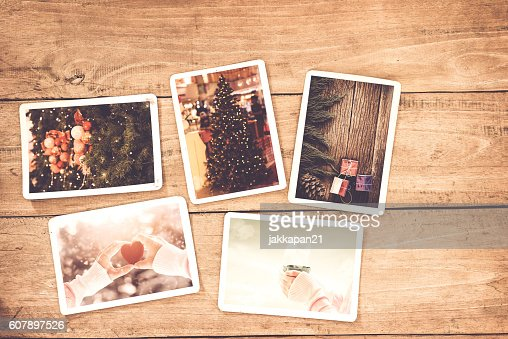 Christmas photo : Stock Photo