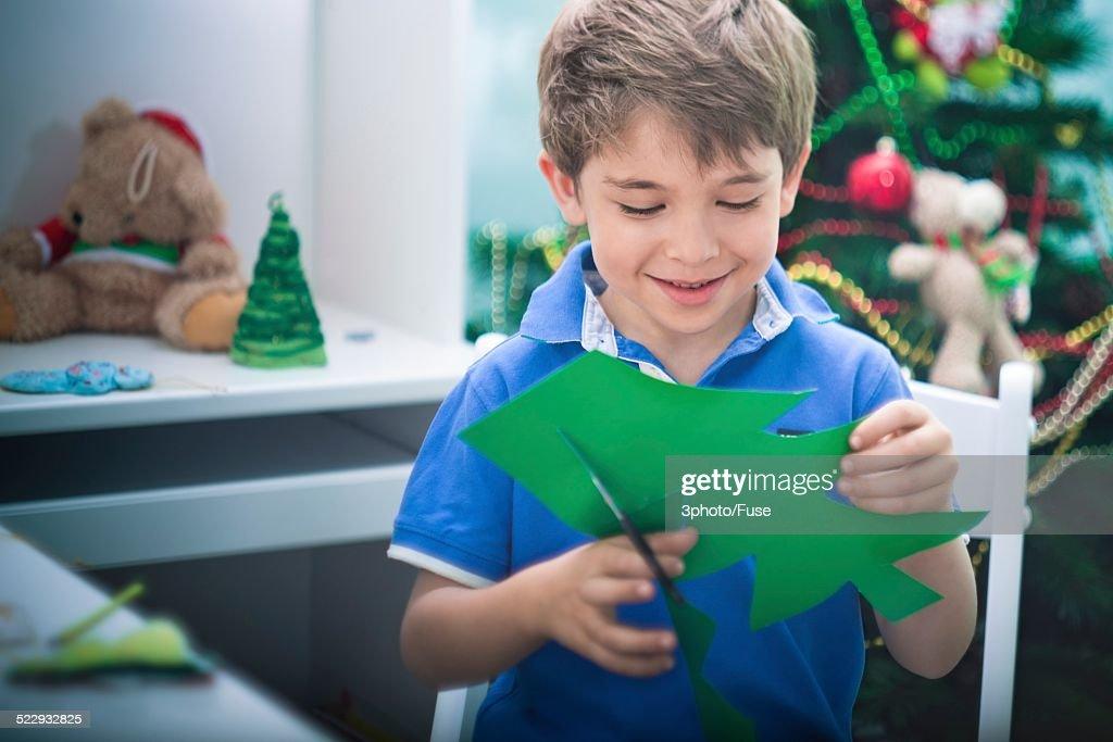 Christmas preparation : Stock-Foto