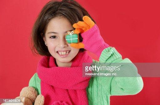 Christmas presents : Stock Photo