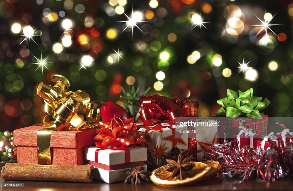 Christmas presents : ストックフォト