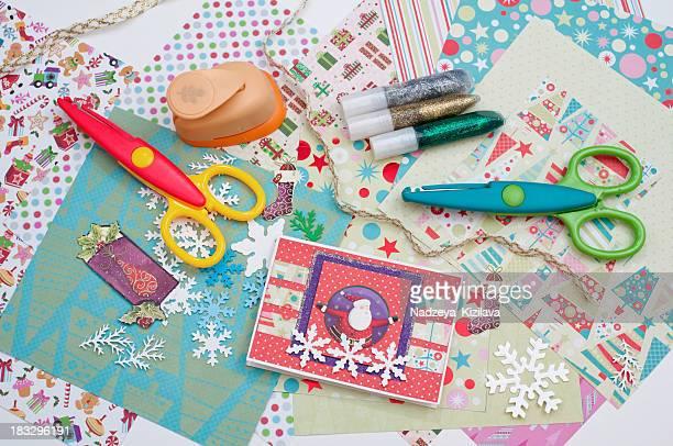 scrapbooking di Natale