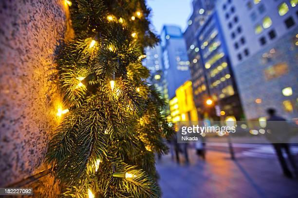 Christmas Shopping NYC