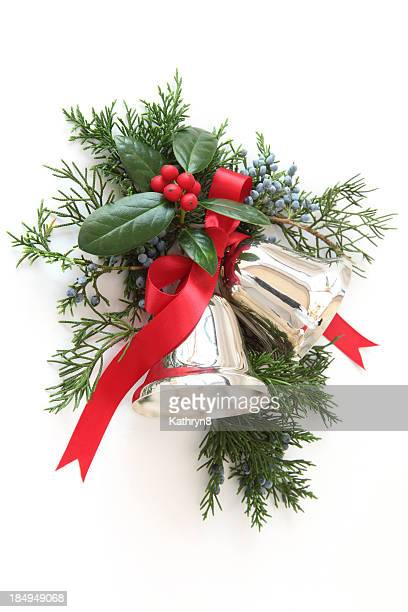 Campane di Natale argento