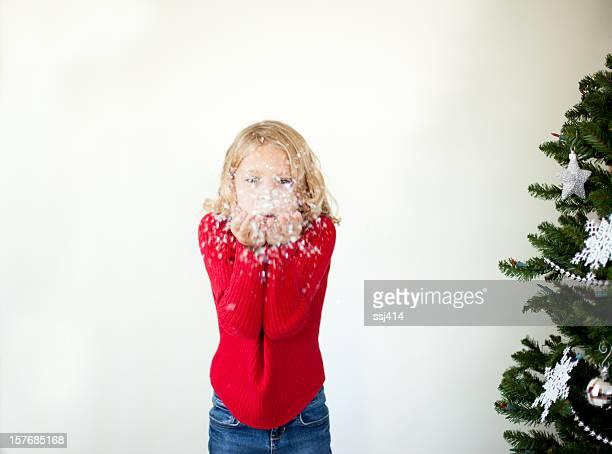 Noël et la neige