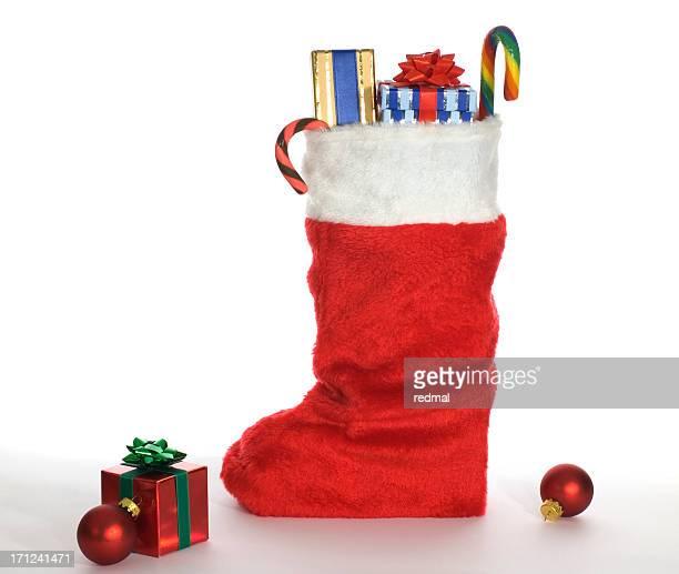 Chaussette du Père Noël