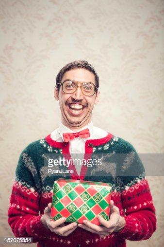 Christmas Sweater Nerd