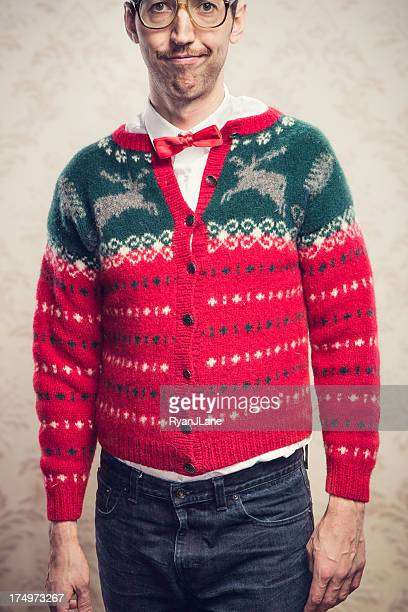Christmas Sweater Nerd