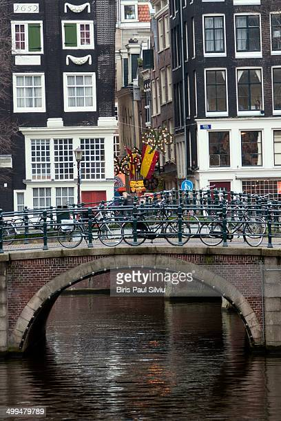 Christmas time in Amsterdam