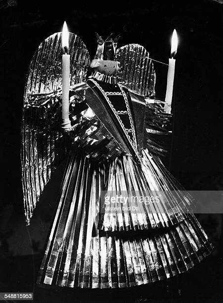 tinsel angel 1935 Photographer Hedda Walther Vintage property of ullstein bild